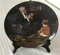 Normal Rockwell Collector Plates