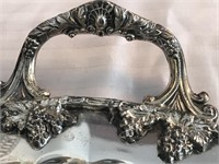 Silverplated Serving Pieces
