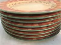 "Phaltzgraff Handpainted ""Napoli"" Dinnerware Set"