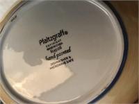 "Phaltzgraff Handpainted ""Napoli"" Completer Set"