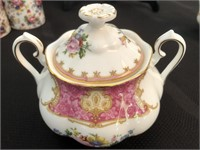 "Royal Albert ""Lady Carlyle"" English Completer Set"