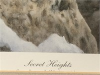 """""""Secret Heights"""" by Charles Frac'e - Signed"""