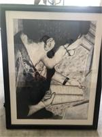 Original Charcoal & Pencil Artwork