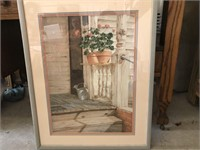 Sherry Waller Sorrell Pencil Signed Print
