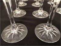 Lead Crystal Stemware
