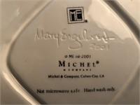 Mary Engelbert Serving Pieces & Lenox Warmer