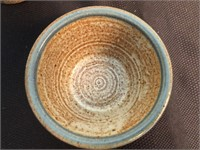 Collection of Hand crafted pottery