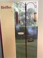 Bird Box Wild Bird Feeding Station & Binoculars