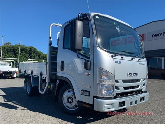 2020 Isuzu NLR 45 150 AMT SWB Traypack Dwyers Truck Centre - Trucks for Sale