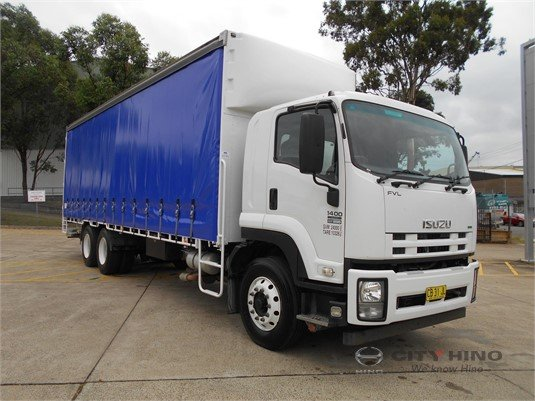 2014 Isuzu FVL 1400 City Hino - Trucks for Sale