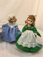 Madam Alexander vintage dolls
