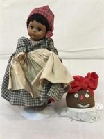 Madam Alexander vintage mammy doll & more