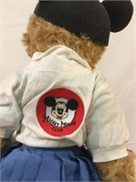 Annette Funicello Mickey Mouse Club bear