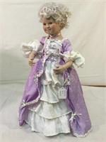 Shirley Temple, Danbury Mint porcelain dolls