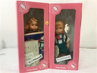 MJ Hummel, vintage dolls
