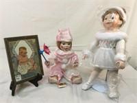 The Littleist Clowns, Sparkles & more