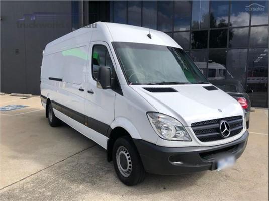 2008 Mercedes Benz SPRINTER 418 - Trucks for Sale