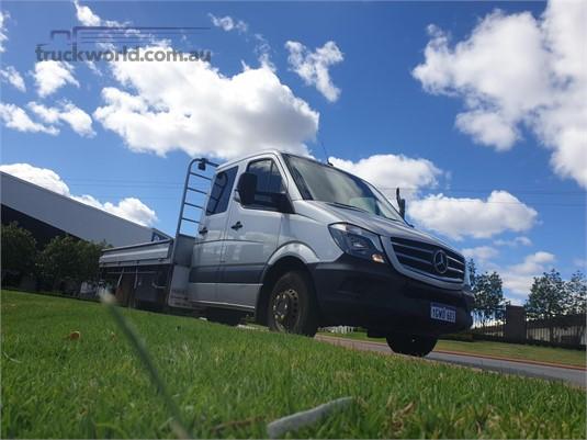 2016 Mercedes Benz Sprinter 516 - Trucks for Sale