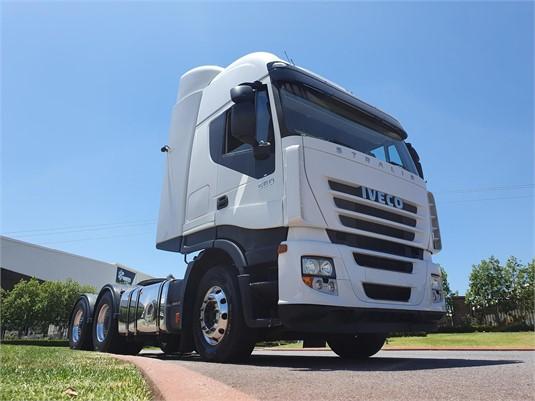 2010 Iveco Stralis 500 - Trucks for Sale