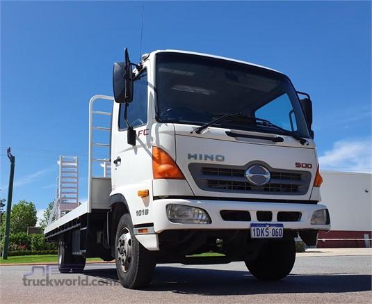 2010 Hino FC - Trucks for Sale