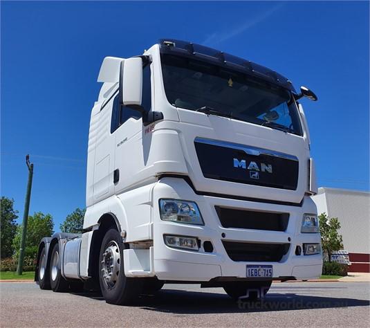 2012 MAN TGX26.540 - Trucks for Sale