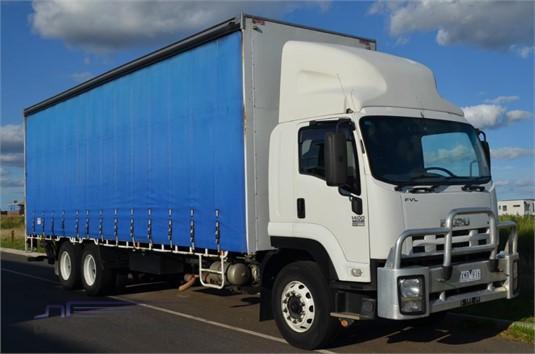 2009 Isuzu FVM 1400 - Trucks for Sale