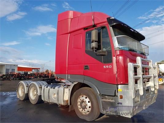 2007 Iveco Stralis 550 - Trucks for Sale