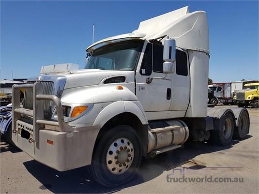 2007 International WORKSTAR 7600 - Trucks for Sale