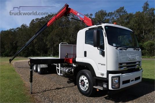 2020 Isuzu FVZ 260 300 LWB - Trucks for Sale