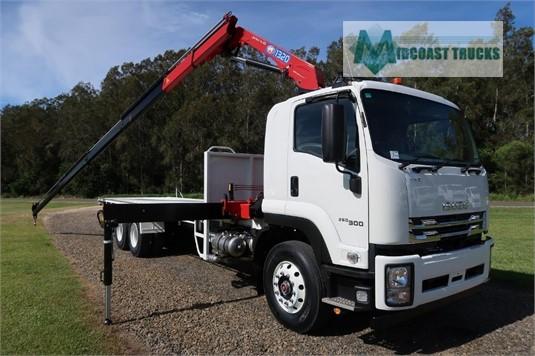 2020 Isuzu FVZ 260 300 LWB Midcoast Trucks - Trucks for Sale