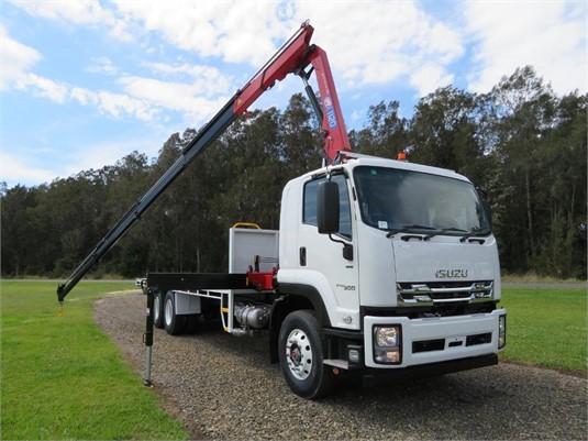 2020 Isuzu FVY 240 300 AUTO LWB - Trucks for Sale