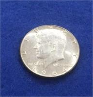 1964 Kennedy Half