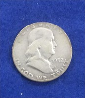 1952 Franklin Half