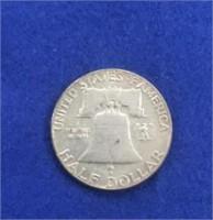 1954 Franklin Half