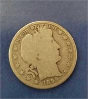 1899 Barber Half