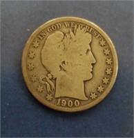 1900 Barber Half