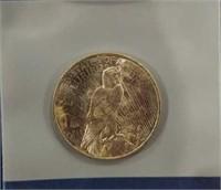 1922 Peace Dollar