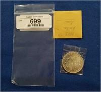 1904 Morgan Dollar