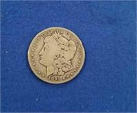 1891 Morgan Dollar