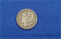 1892 Morgan Dollar