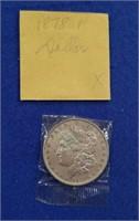 1878 Morgan Dollar