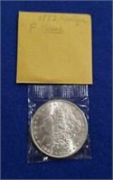 1882 Morgan Dollar
