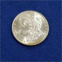 1883 Morgan Dollar