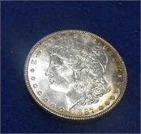 1887 Morgan Dollar