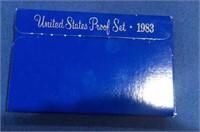 1983 Proof Set