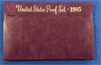 1985 Proof Set