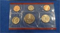 1993 U. S. Mint Set