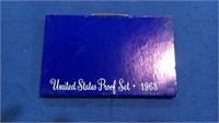 1968 Blue Box Proof Set