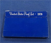 1970 Blue Box Proof Set