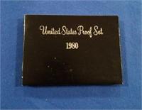 1980 Black Box Proof Set